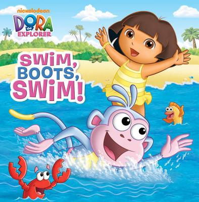 Swim, Boots, Swim! Pictureback By Random House (COR)